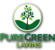 Pure Green Lawns Logo